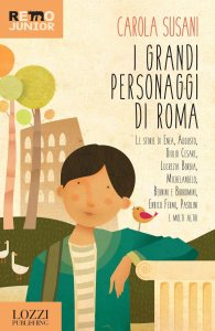Book Cover: I grandi personaggi di Roma