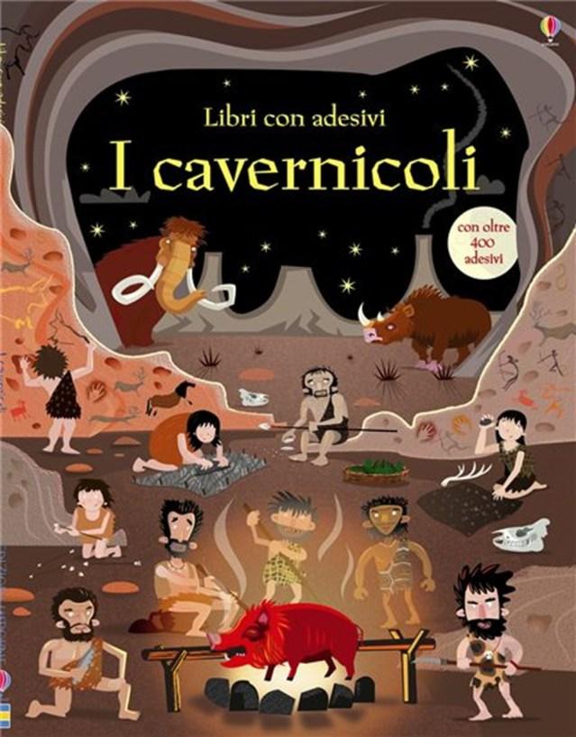 Book Cover: I cavernicoli