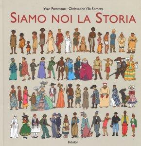 Book Cover: Siamo noi la Storia