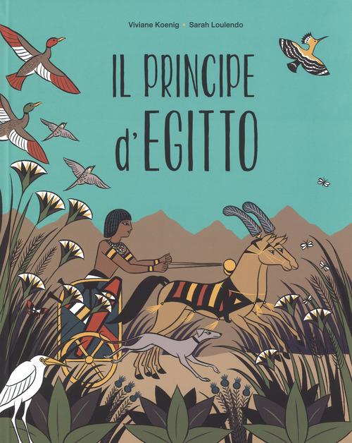 Book Cover: Il principe d'Egitto