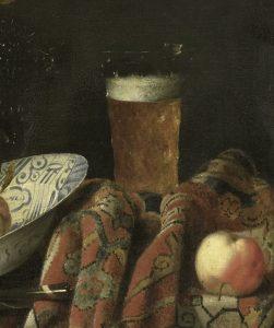 glas bier 17e-eeuws schilderij