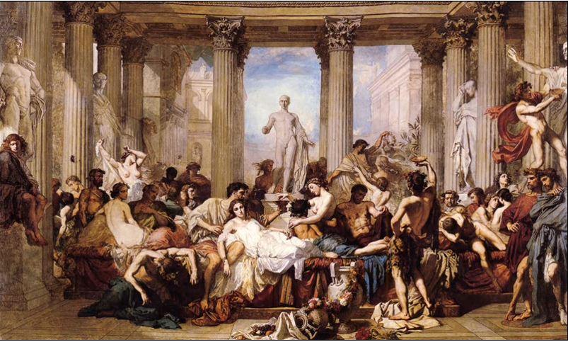 Romeinse muziek