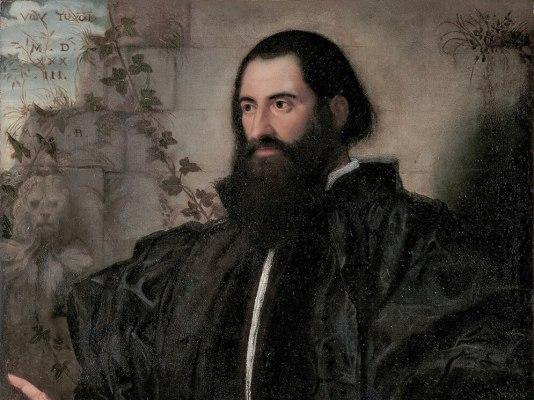 Ritratto di Pietro Andrea Mattioli