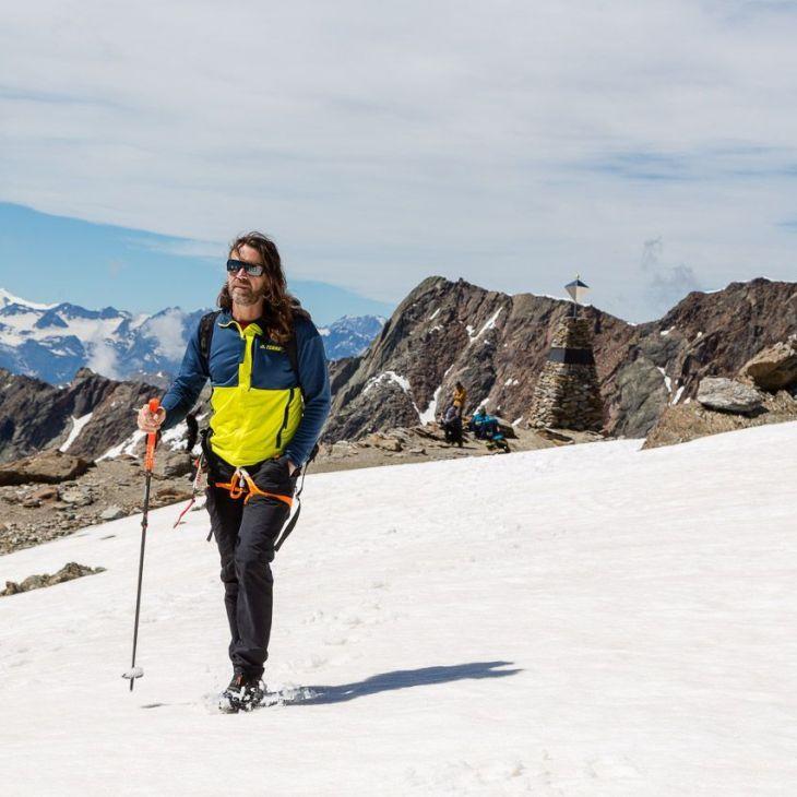Ötzi Glacier Tour with Thomas Huber<br/><br/> July 2021