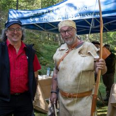 European Championship for Prehistoric Weapons at archeoParc Val Senales<br/><br/>September 2021