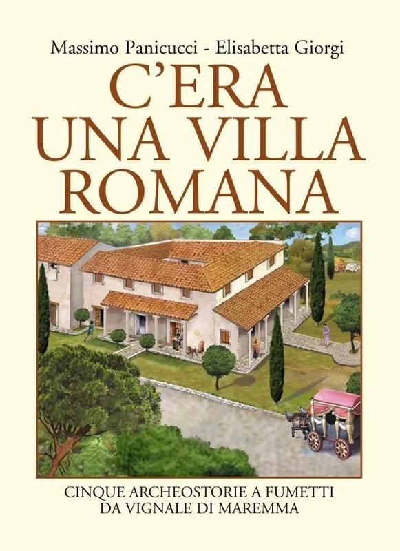 Vignale, c'era una villa romana