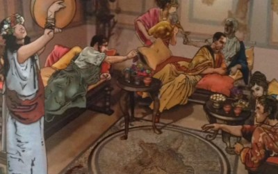 C'era una villa romana: come raccontare Vignale attraverso i fumetti