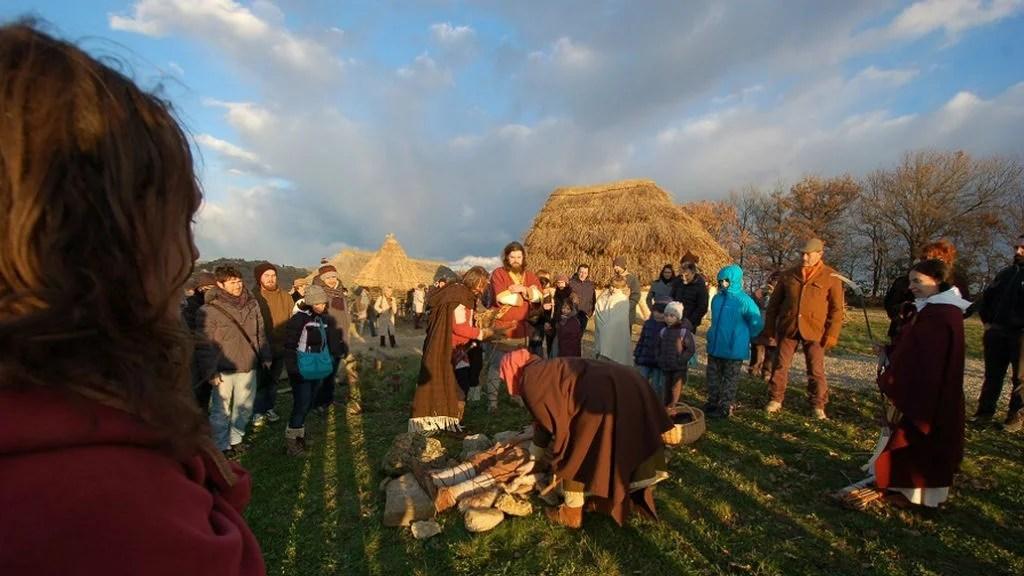 Archeodromo di Poggibonsi, l'archeologia che vive