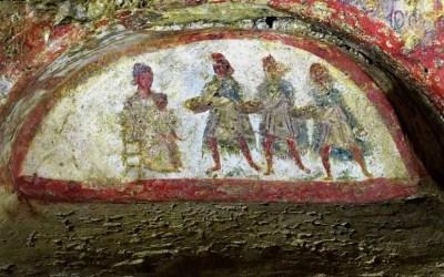 Con i Magi in galleria: alla scoperta della catacomba paleocristiana di Villagrazia di Carini