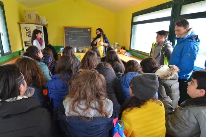formazione alle scuole, Pontecagnano