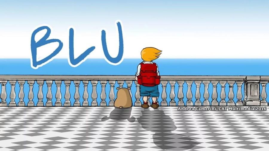 Blu di Andrea Camerini