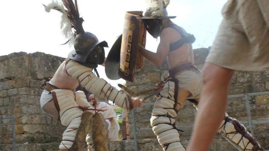 Volaterrae: l'alba dei gladiatori