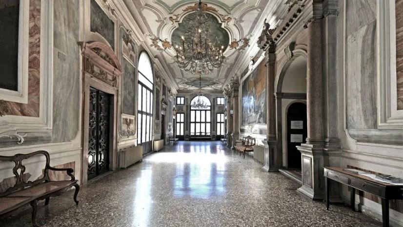Venezia: il Conservatorio dei massoni