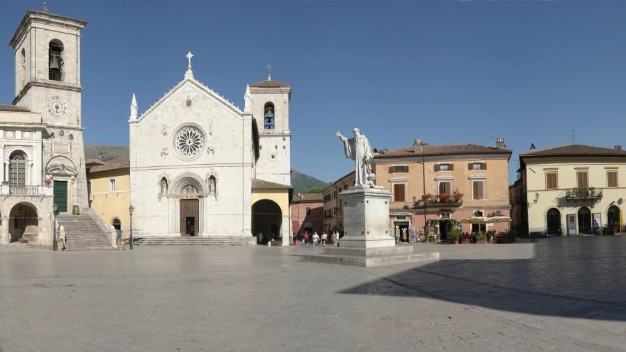 cattedrale di San Benedetto da Norcia