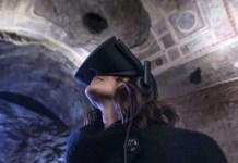 realtà immersiva Domus Aurea