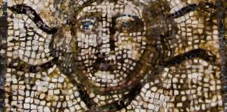 medusa di poggio del molino, mosaico