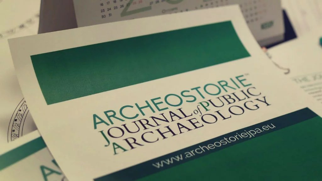 Archeostorie Journal