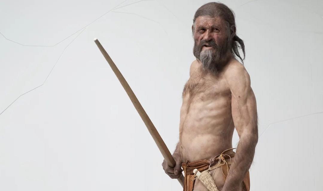 Ötzi, l'ultimo sciamano