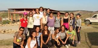 Tarquinia Civita, studenti e insegnanti