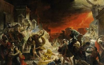 Plinio visto da Plinio: uno sguardo inedito sull'eruzione del Vesuvio del 79 d.C.