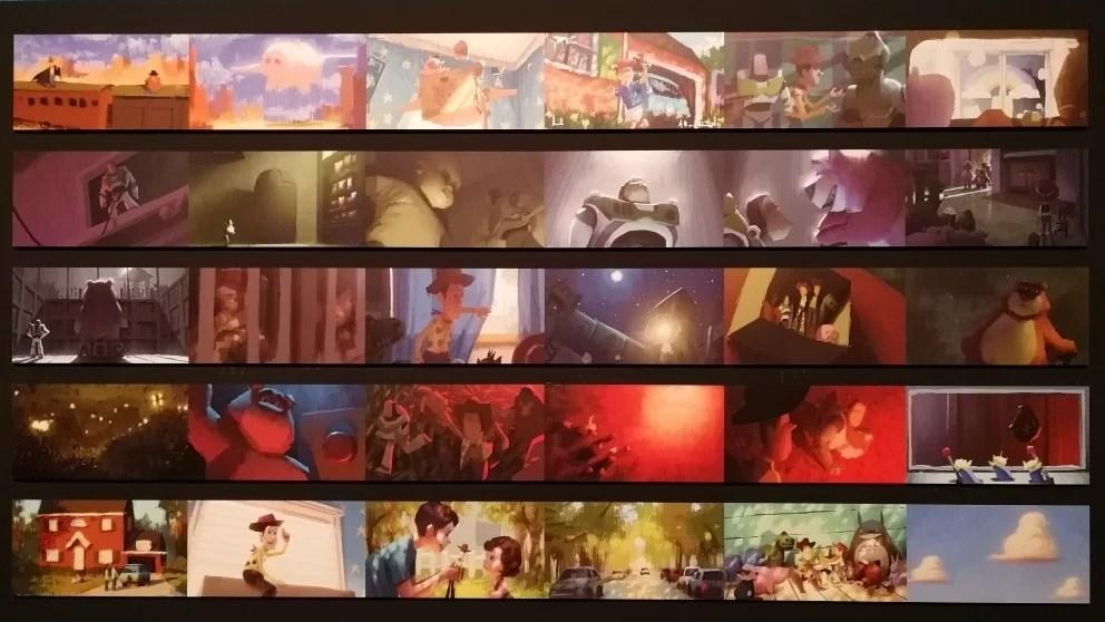 La bottega Pixar: gioco di squadra, artigianalità, narrazione