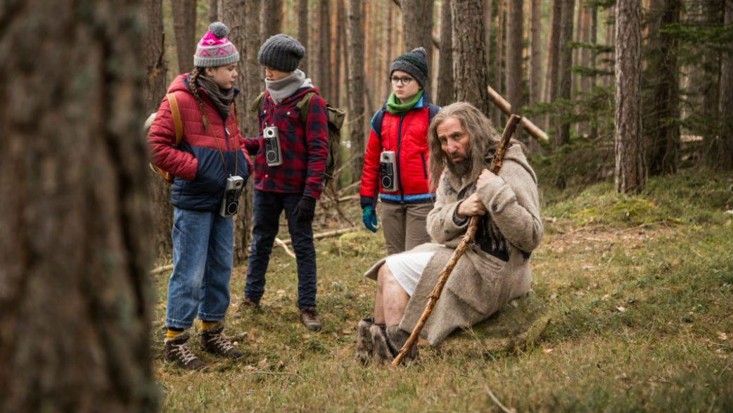 Ötzi e il mistero del tempo. L'uomo del Similaun sul grande schermo