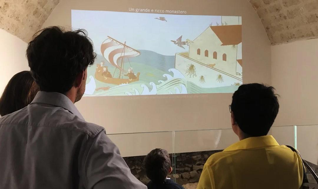 La novità di Santa Scolastica a Bari: un patrimonio animato