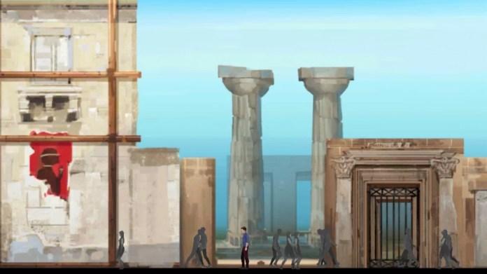 Screenshot Past for Future: Taranto past