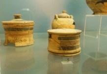 Pisside, archeoparole
