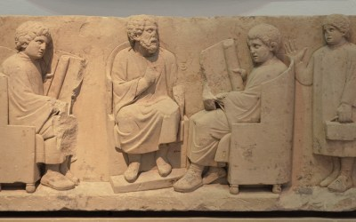 Graecia capta. Solo oggi la lingua greca è in pericolo?