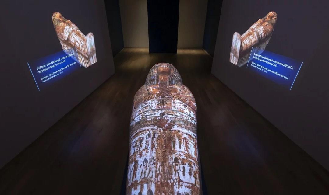 A Torino, la mostra Archeologia Invisibile: le mummie ai raggi-x