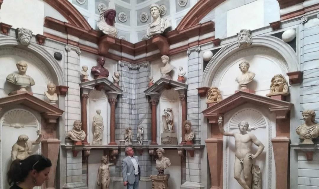 Nostoi: il ritorno dei capolavori antichi nella Tribuna di Palazzo Grimani