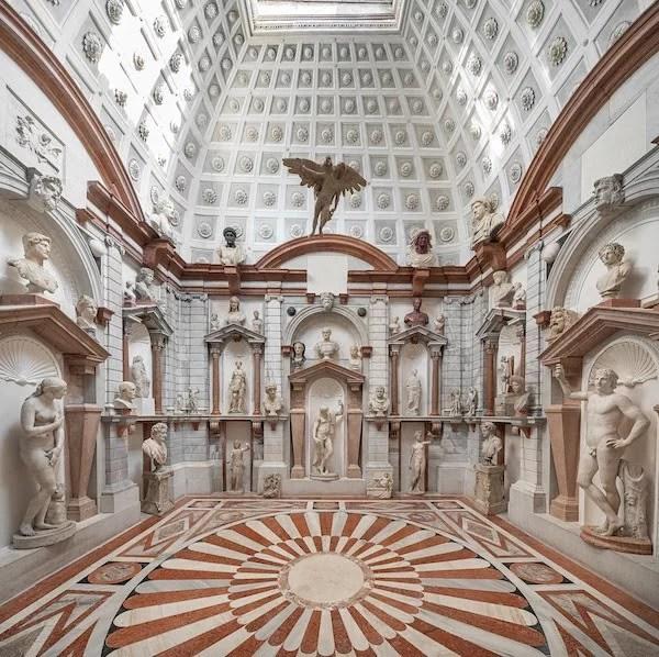 Tribuna di Palazzo Grimani oggi
