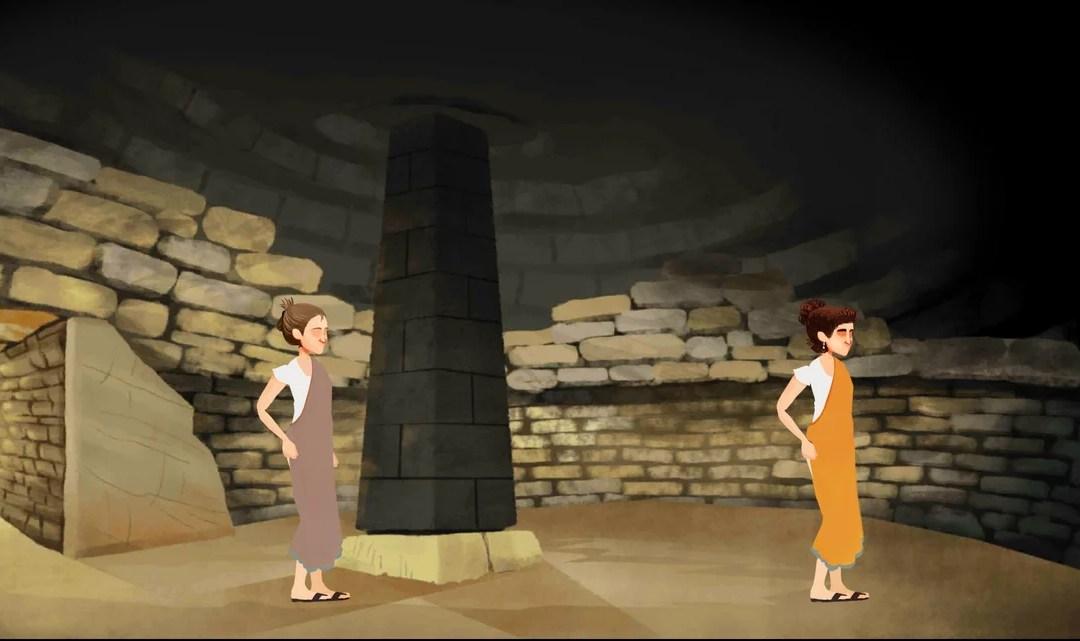 L'ultima avventura grafica di TuoMuseo: il videogame Beyond Our Lives