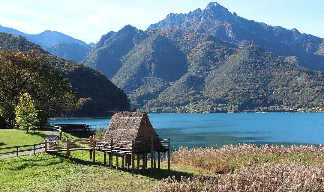 Sul lago di Ledro, un Museo delle palafitte completamente rinnovato