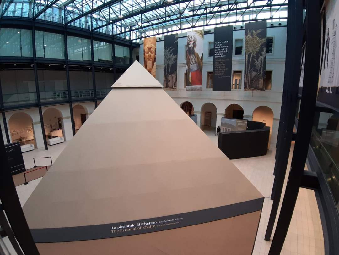Belzoni piramide