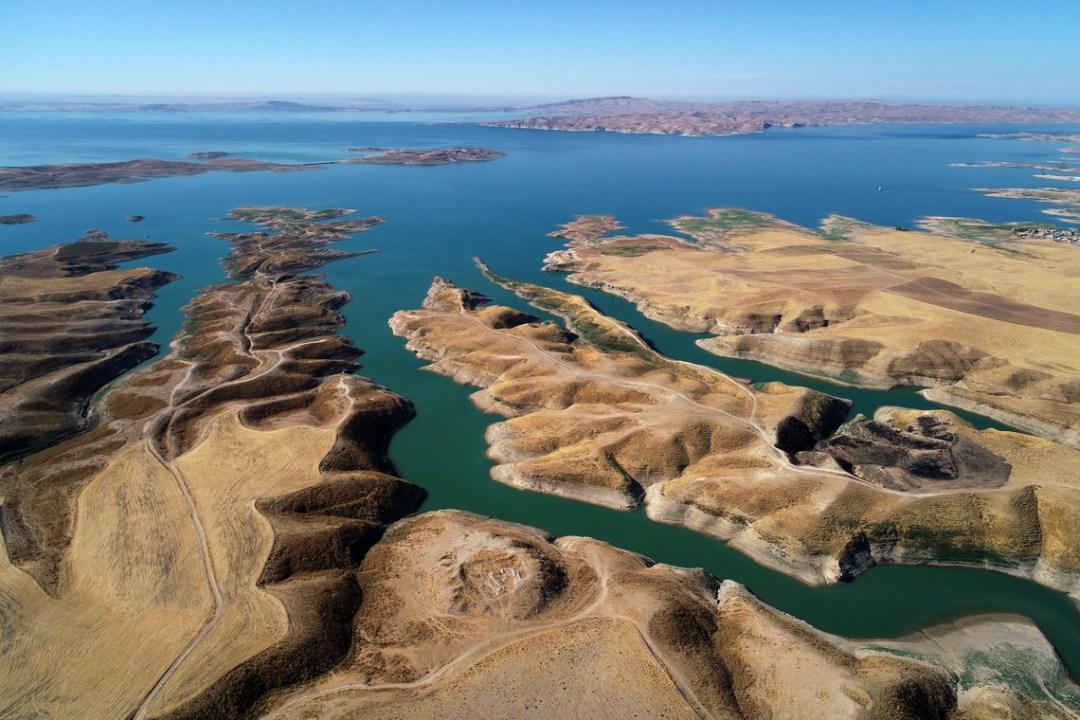 lago di Mosul
