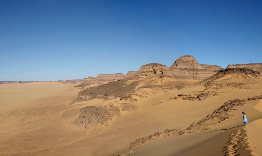 Diecimila anni fa nel Sahara si viveva di pesca