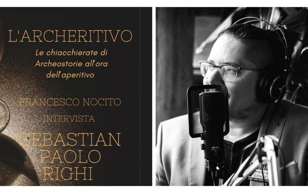"""Sebastian Paolo Righi. """"Come ho realizzato i podcast per i musei di Varese"""""""