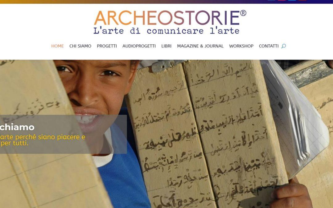 Archeostorie si rinnova