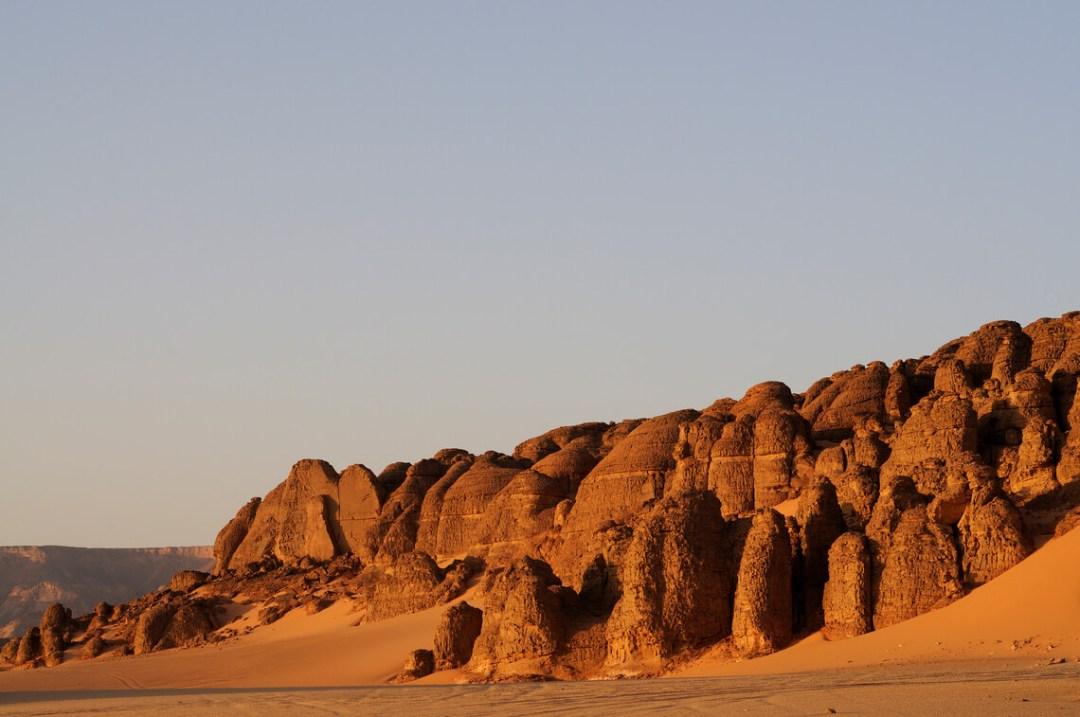 Gilf Kebir a Wadi Sura