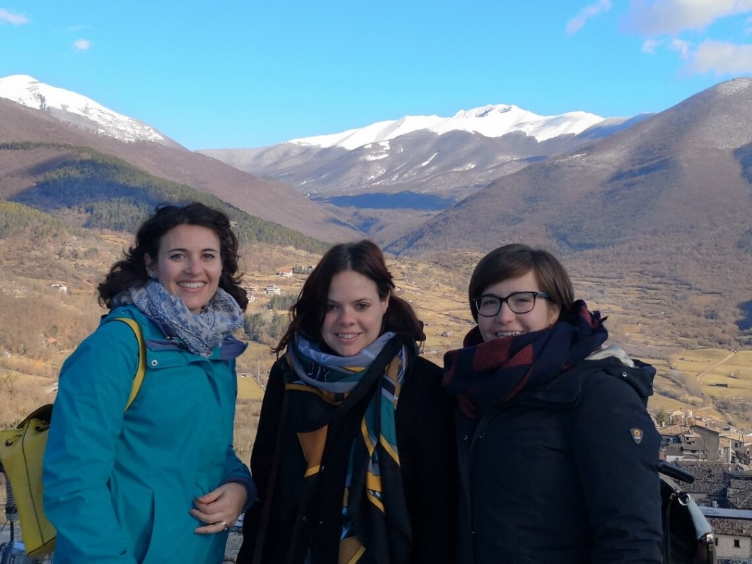 Laura Leopardi Trevi nel Lazio