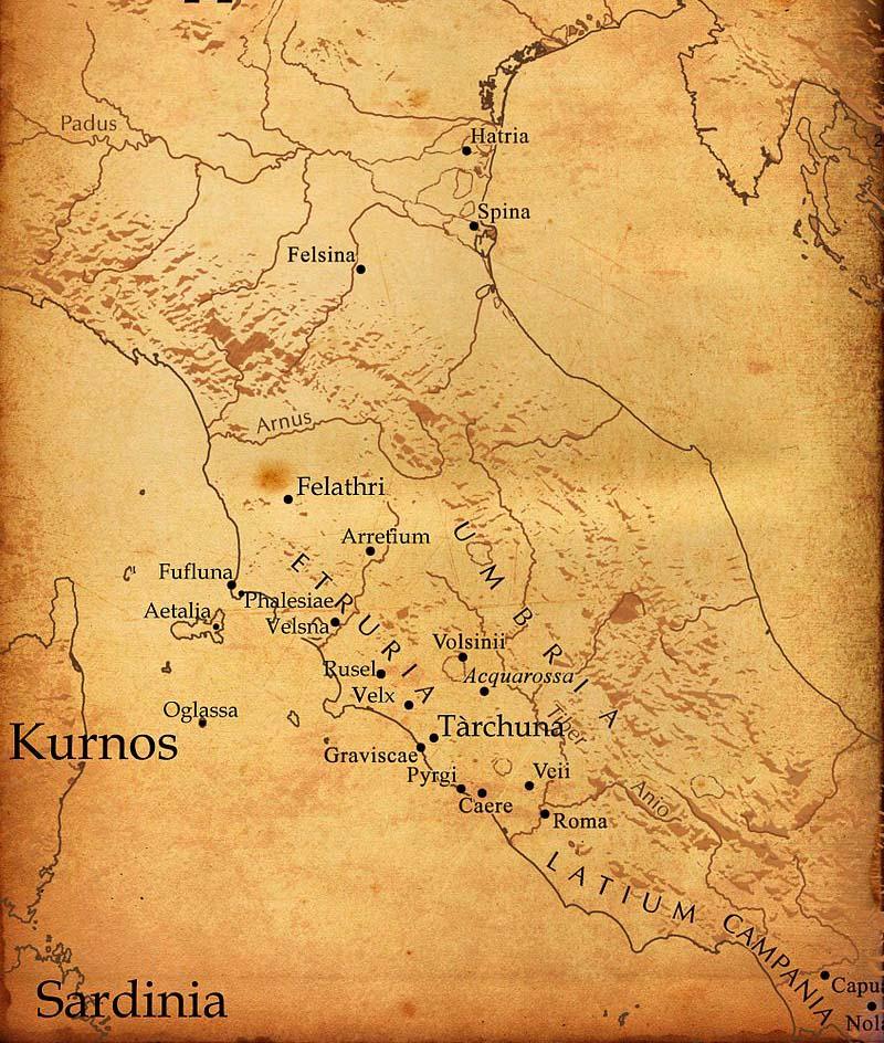 Cartina Dell Italia Al Tempo Degli Etruschi.Mangiare In Etruria Le Antiche Tradizioni A Tavola Archeotravelers Com