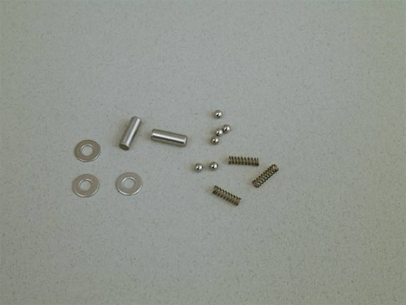 Trigger and safety parts kit for Crosman 1377 and 2240 air