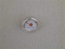 Pressure Gauge for Benjamin Marauder air rifles. Marauder