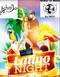 Latino Party Night mit DJ Fetty @ ArcherBar