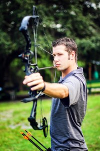 compound bow shooting form