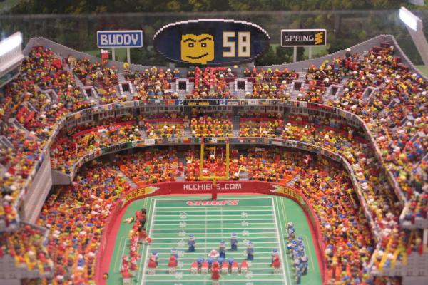 rolling chair parts faux fur desk 10 stadiums made of out lego