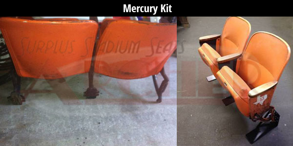 Astrodome Mercury Kit