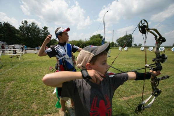 Youth- from USA Archery FB
